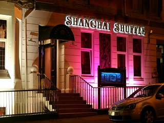 The Glasgow Experience - Shanghai Shuffle - Restaurant Karaoke Glasgow